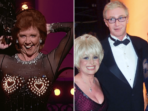 Cilla Black rehearses controversial Royal Variety performance with Paul O'Grady and Barbara Windsor in epic unseen footage
