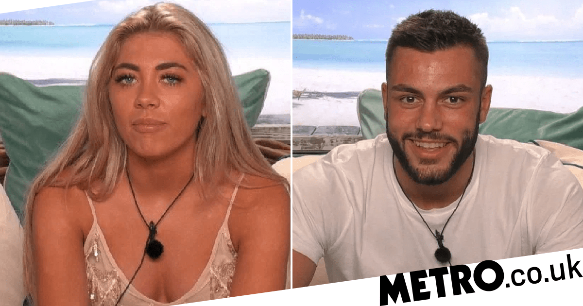 Love Island's Finley admits saying 'I love you' 20 times