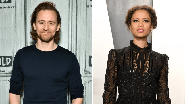 Tom Hiddleston and Gugu Mbatha-Raw