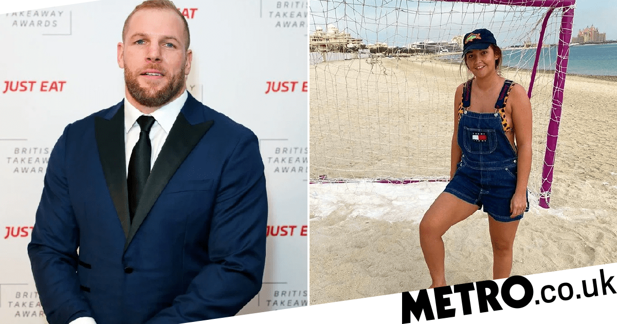 People are not happy with James Haskell's comment on Jacqueline Jossa's picture
