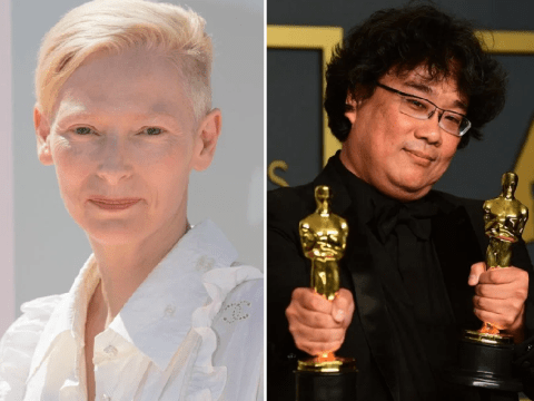 Tilda Swinton 'joins Mark Ruffalo' in Parasite TV series