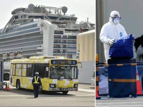Brits from coronavirus quarantine ship will finally be evacuated tomorrow