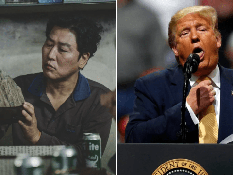 Parasite's distribution team brands Donald Trump 'illiterate' after his rant about Korean film's Oscar wins