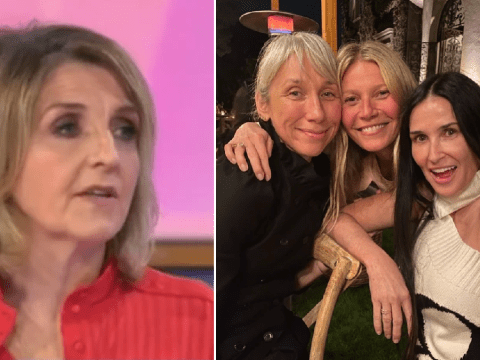 'How natural is it if they've had botox?' Loose Women stars are not fans of Gwyneth Paltrow's makeup-free dinner party