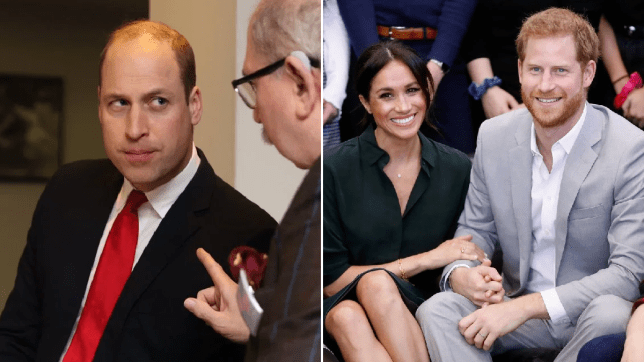 William and Kate to miss Invictus Games with Meghan and Harry 'front and centre'