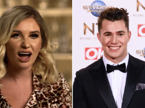 Celebs Go Dating's Amy Hart makes savage Curtis Pritchard dig and fans are loving it