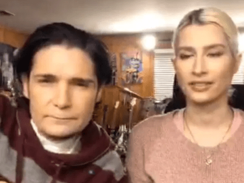 Corey Feldman claims he's forced to have 24 hour security amid paedophile ring allegations