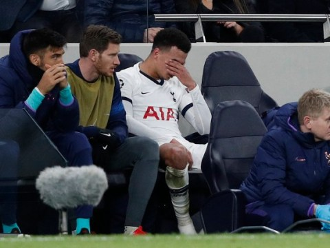 Tottenham boss Jose Mourinho hits back at question about Dele Alli being dropped against Chelsea