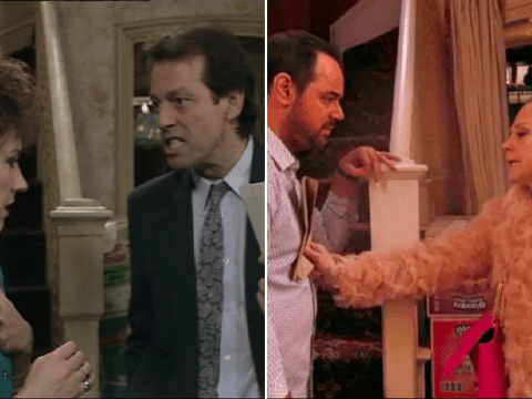 From Linda Carter's alcoholism to the showdown in The Queen Vic hallway — How EastEnders successfully paid tribute to its most iconic scene ahead of its 35th anniversary