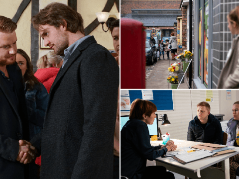 Coronation Street spoilers: 20 new images reveal shock engagement, baby news and Jade's fury