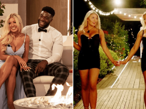 Love Island's Ched Uzor and Jess Gale might move in with twin sister Eve Gale which wouldn't be awkward at all