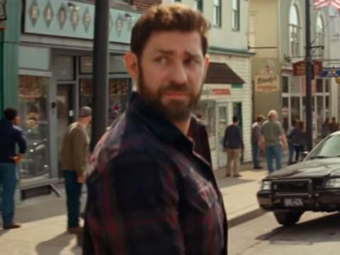 A Quiet Place Part II Super Bowl trailer features a cameo from John Krasinski