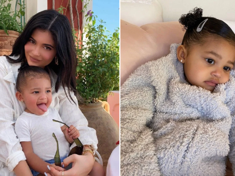 Kylie Jenner reveals Stormi Webster suffers from nut allergy year after baby girl was rushed to hospital