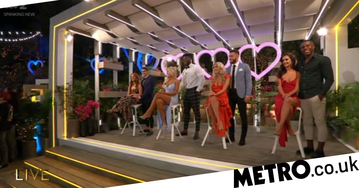 Love Island: Laura Whitmore reveals the winning couple