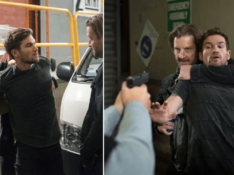 Neighbours spoilers: Ned fights for his life in vicious gunfight