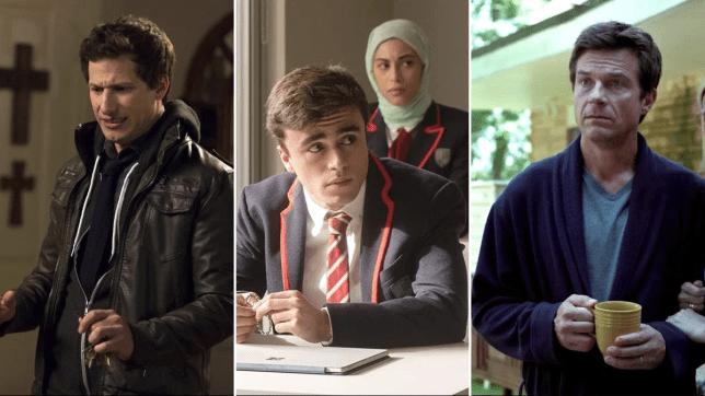 Netflix UK TV shows March 2020 from Brooklyn Nine Nine, Elite and Ozark