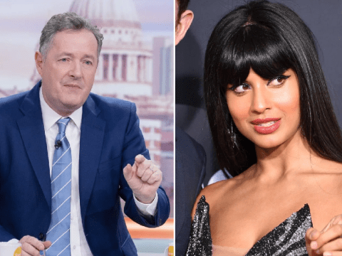 Jameela Jamil refuses to continue Piers Morgan feud 'out of respect' for Caroline Flack