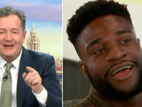 Piers Morgan brands Love Island contestants 'brain-dead zombies' as he rips into Ched Uzor