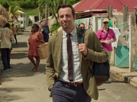 Death In Paradise ends on happy note as DI Neville Parker decides to stay in Saint Marie