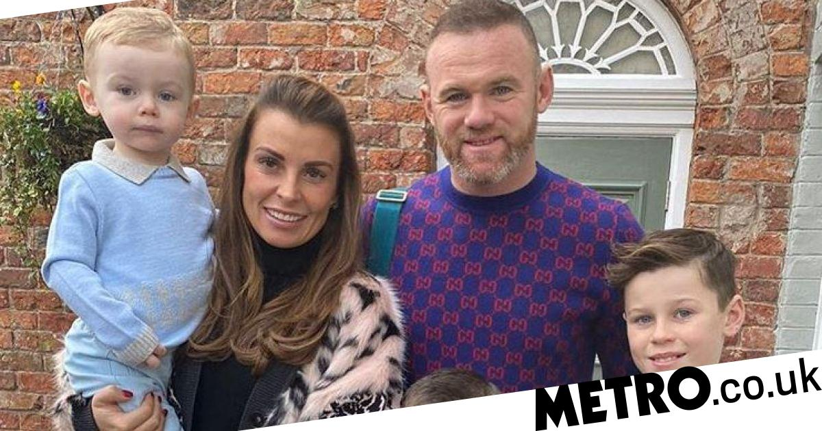 Coleen Rooney marks son Cass' birthday after brushing off Rebekah Vardy drama