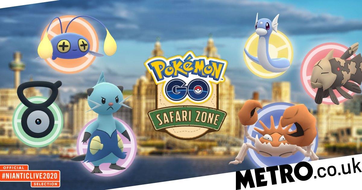Pokémon Go UK Safari Zone event set for April, tickets are £12