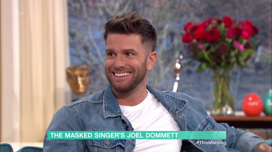 Joel Dommett This Morning
