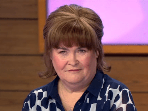 Susan Boyle admits mystery doctor date 'rubbed her the right way' as she lifts lid on wild sex life