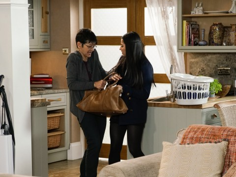 Coronation Street spoilers: Exit confirmed for Yasmeen Nazir and Geoff Metcalfe?