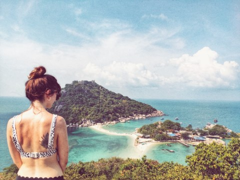 Why I chose to leave my boyfriend and travel solo