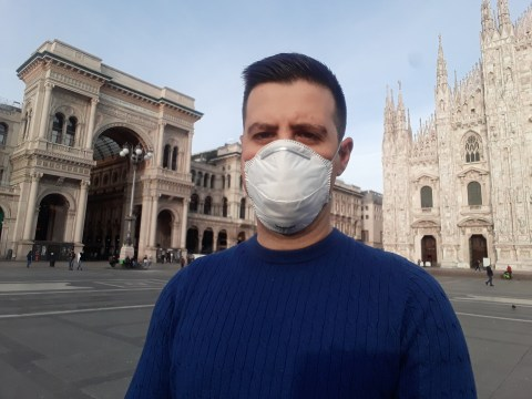 This is what coronavirus lockdown in Italy is really like