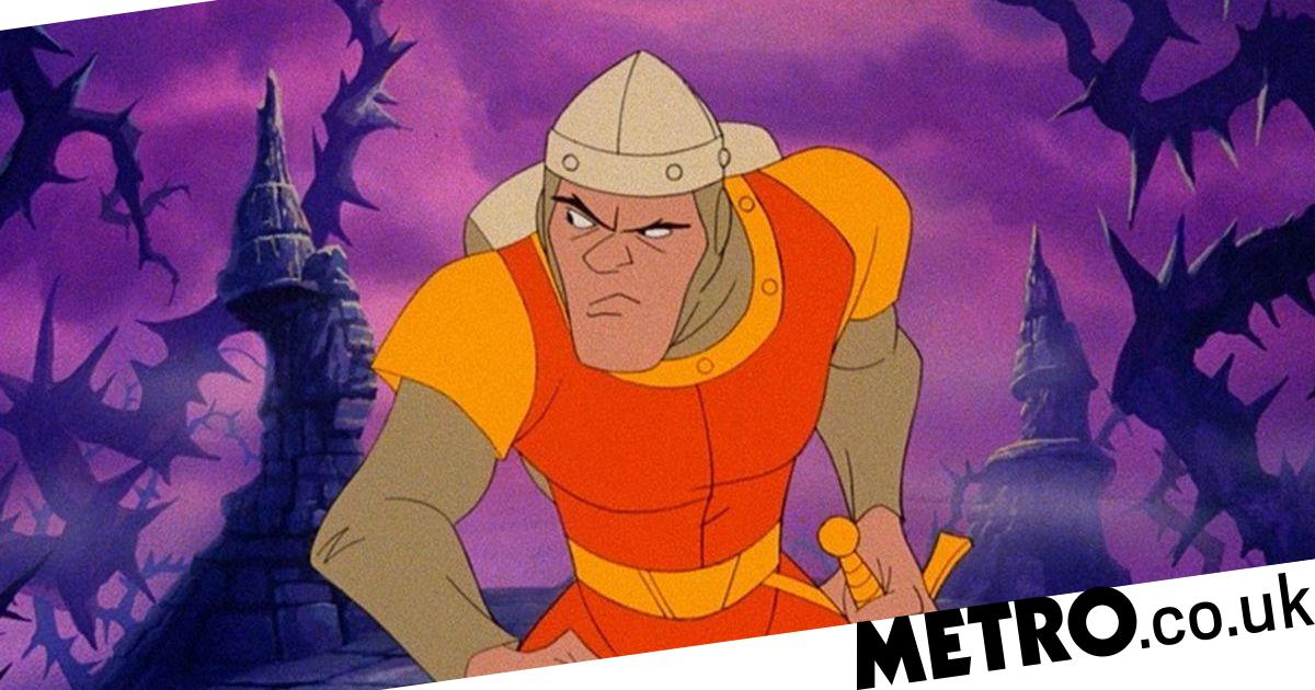 Ryan Reynolds to star in live action Dragon's Lair movie and fans are not happy