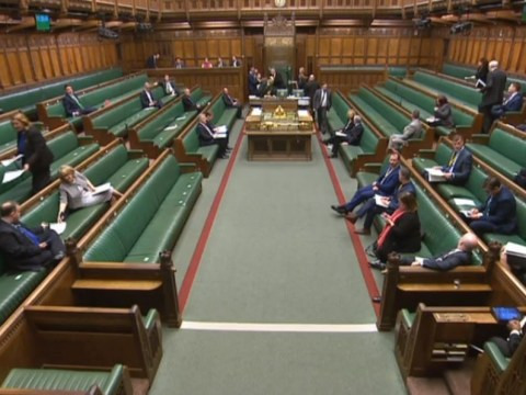 MPs told to stay away from Commons chamber for PMQs unless requested