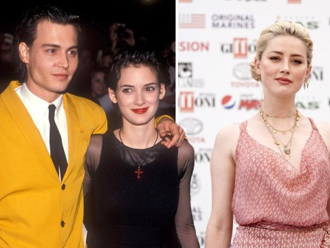 Winona Ryder says Amber Heard's allegations against Johnny Depp are 'impossible to believe'