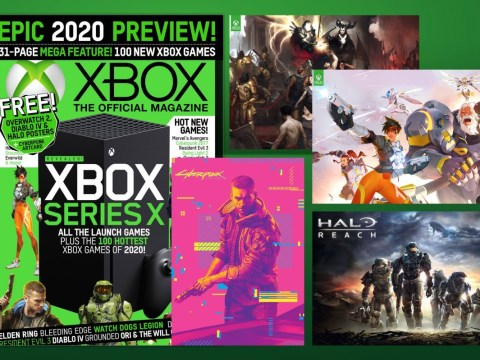 Official Xbox Magazine shut down due to decline in video game retail