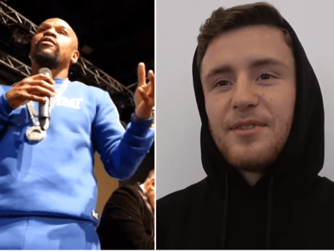 James Gallagher predicts Floyd Mayweather will fight Manny Pacquiao and then stage Conor McGregor rematch