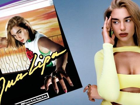 Dua Lipa wasn't sure whether to release Future Nostalgia now as she laughs off 'album of decade' praise