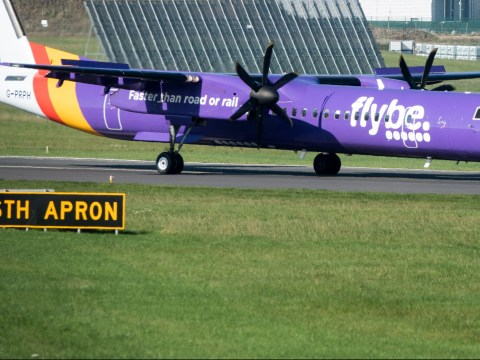 Who owns Flybe airlines and is the company ATOL registered?