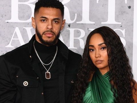 Leigh-Anne Pinnock's footballer fiance Andre Gray can't count how many times he's been pulled over