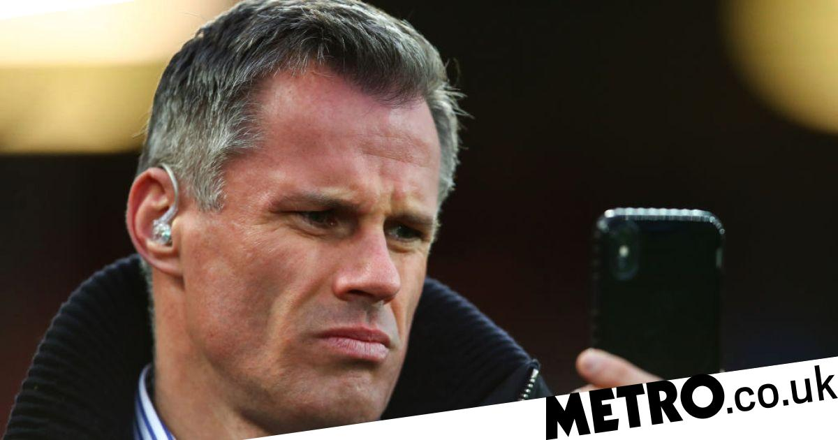 Jamie Carragher reveals Liverpool players refused to donate to NHS nurses