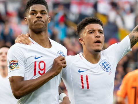 Marcus Rashford accepts challenge to convince Jadon Sancho to make Manchester United transfer