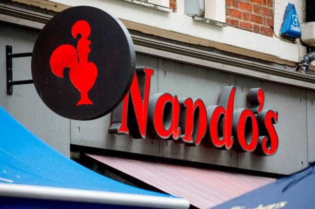 Nando's store
