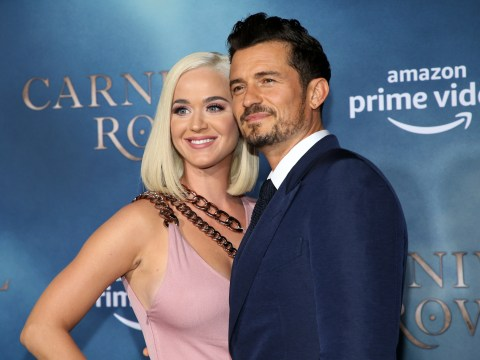 Katy Perry promises she's no 'bridezilla' as she prepares wedding to Orlando Bloom