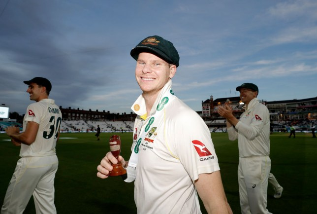 Steve Smith has been urged to snub the chance to become Australia captain