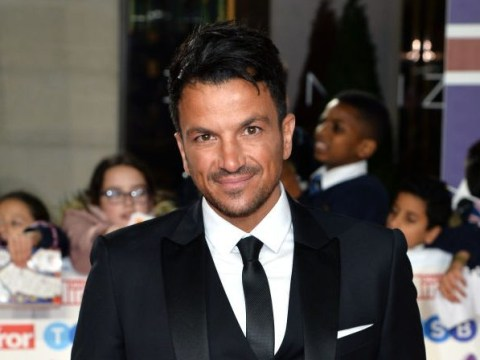 Peter Andre insists he 'hugged everyone' at Q&A event as fans 'warned not to touch singer' over coronavirus fears