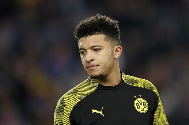 Man Utd, Liverpool and Chelsea all want to sign Jadon Sancho from Borussia Dortmund