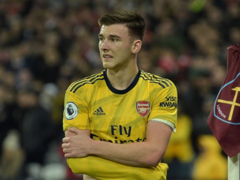 Arsenal's Kieran Tierney explains why Kieran Mbappe is the toughest opponent he has faced