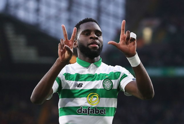Celtic striker Odsonne Edouard wanted by Arsenal