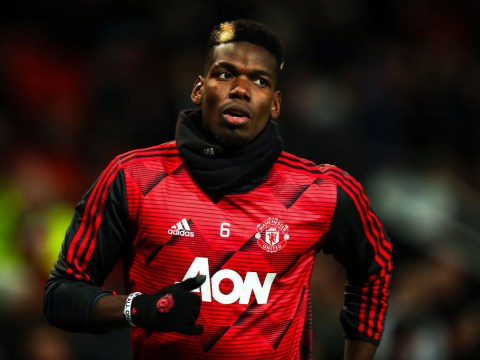 Manchester United's Paul Pogba explains what he learned from Paul Scholes and Andrea Pirlo