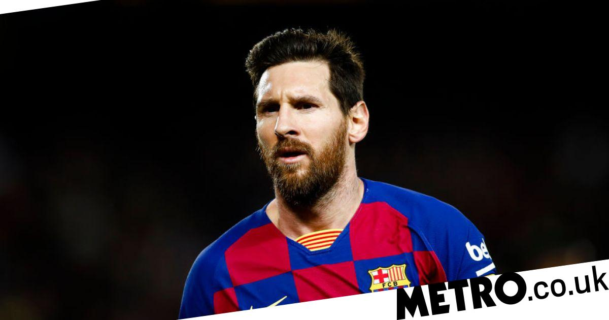 Barcelona president responds to Lionel Messi's harsh criticism - Metro.co.uk