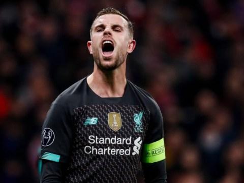 Jordan Henderson explains how the Kop inspires Liverpool players ahead of Atletico Madrid clash